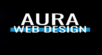aura web design galashiels