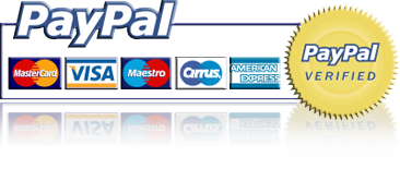 Aura Web Design Paypal Payments Logo